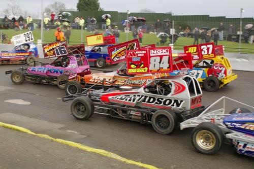 Brisca Formula  Stock Cars